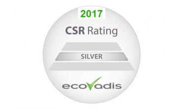 HWP Handwerkspartner-Gruppe wird mit CSR-Gütesiegel in Silber hohe soziale Unternehmensverantwortung bestätigt!