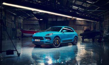 Bodenbeschichtung für Porsche Fotoshooting